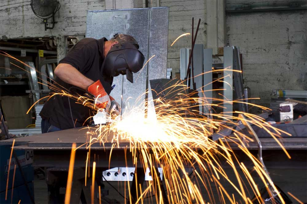 metal fabrication for furniture