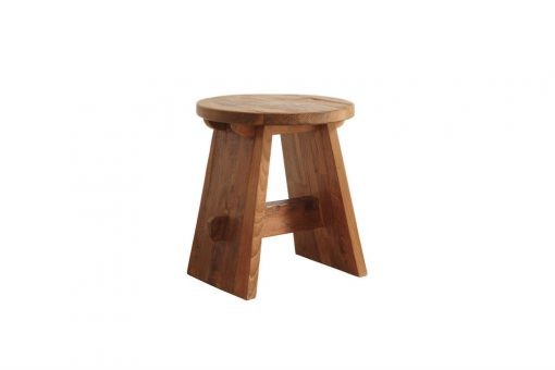 Patch low stool