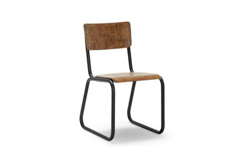 Susy sled chair