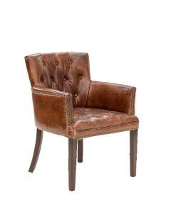 Vintage Ballard armchair
