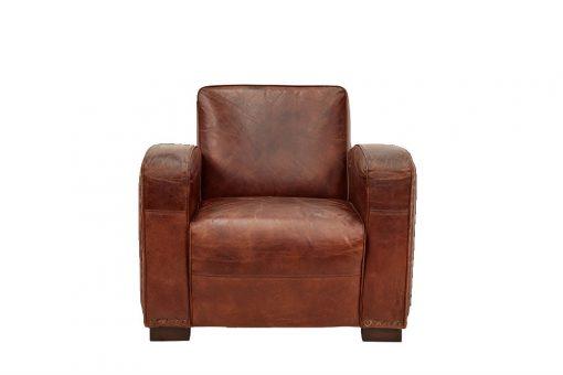 Vintage Oxford lounge chair