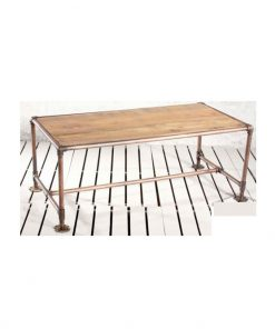 Politiers communal picnic table