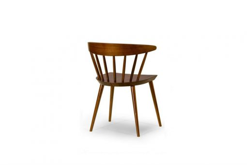 Berry wide dinning chair