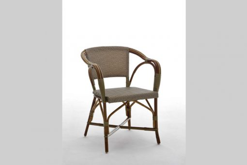 Caribbean resort modern chair