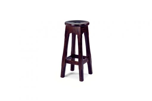 Leura high stool round