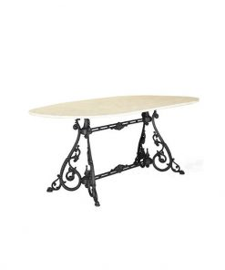 Braavos double table-base