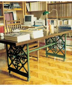 Lys double table base