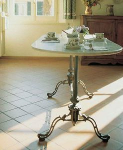 Pentos double table base