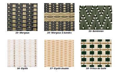 Prestige weave pattern