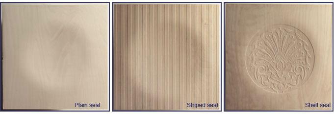 seat fiishes