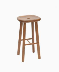Jade counter stool