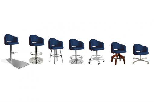 Luna gaming stool
