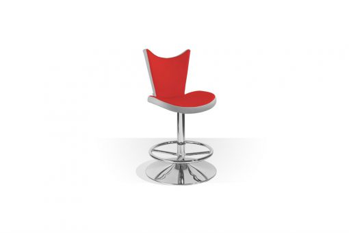 Volcano gaming stool