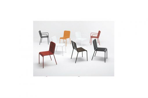 Stripes chairs