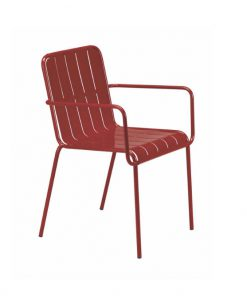 Stripes armchair