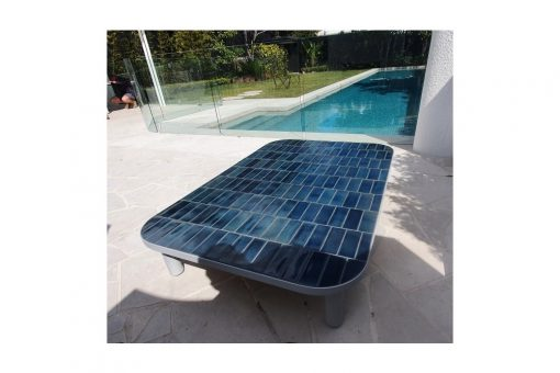 Tiled table