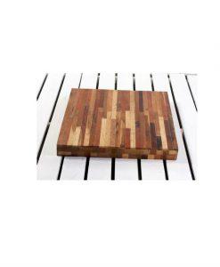 Butcher block table top