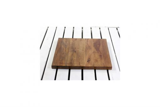 Timber table top