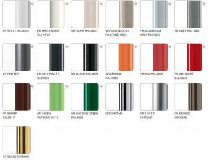 New Orleans steel frame options