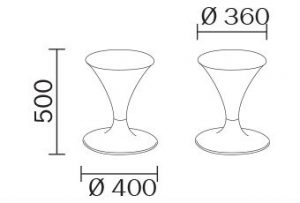 Dream 4813 low stool specifications