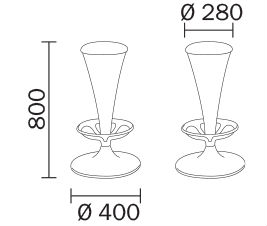 Dream 4816 high stool specifications
