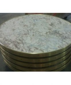 Marble or stone table tops
