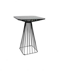 Birdie dry bar table frame