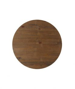 Rustic timber table top