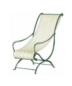 Ferro deck chair