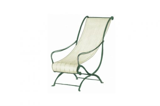 Ferro deck chair