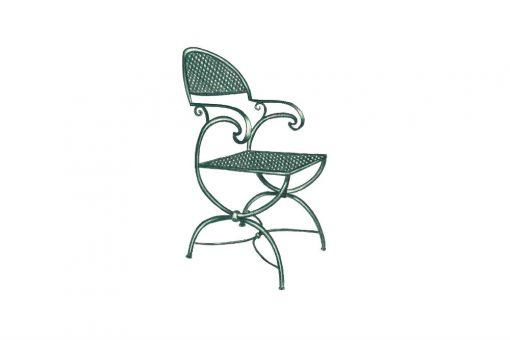Bell armchair