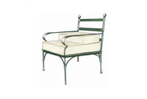 Ferro lounge chair