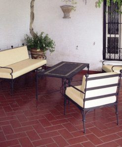 Ferro two seat sofa