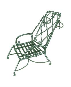 Ferro sun lounge chair