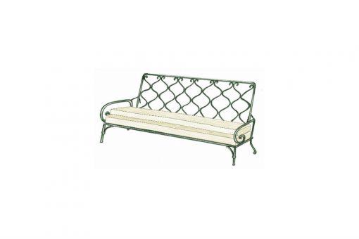 Ferro honeycomb sofa