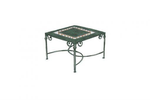Ferro square coffee table 19