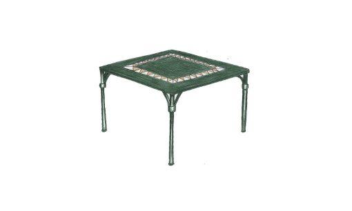 Ferro square coffee table 21