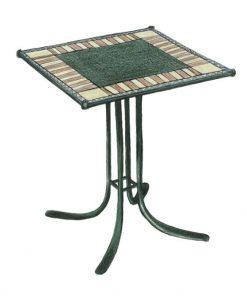 Ferro square café table 25