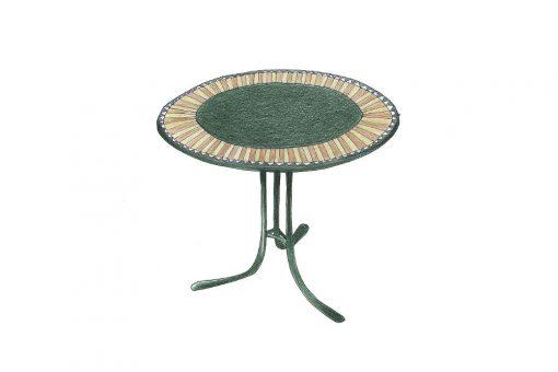 Ferro round coffee table 27