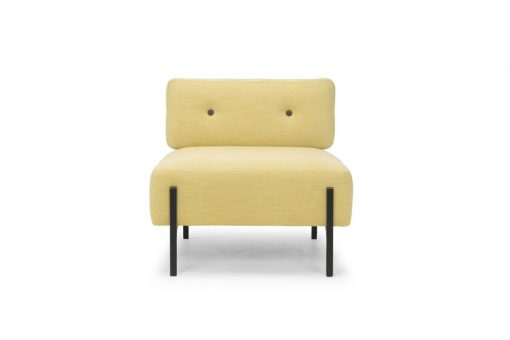 Swedish two button chair