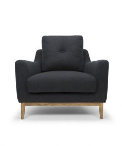 Abstract tub chair