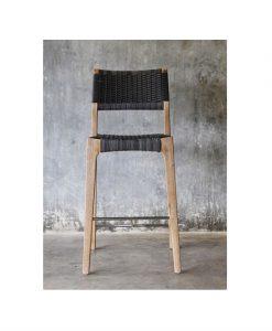 Marino teak stool -
