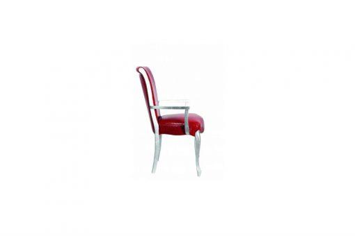 Violet armchair