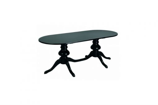 Boccia doppia liscia table