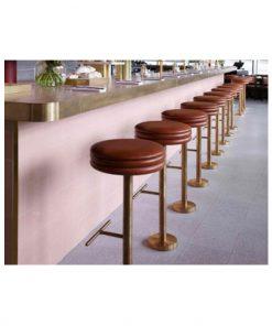Custom fixed stools