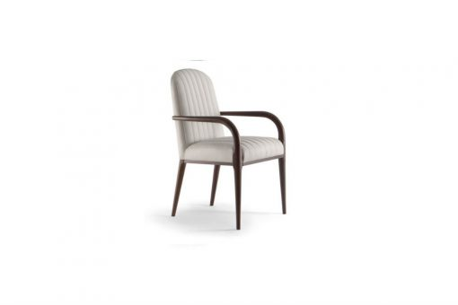 French dining chair with arms