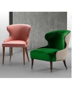 Camilla lounge and arm chair