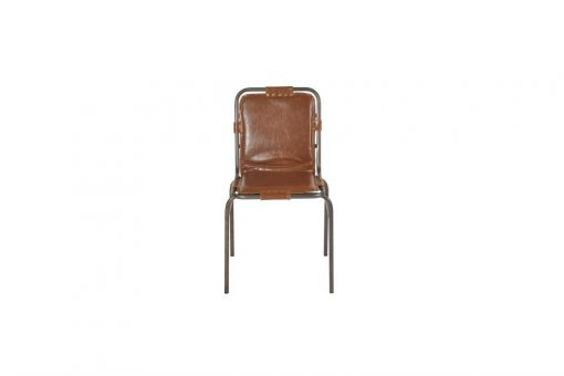 Espresso dining chair
