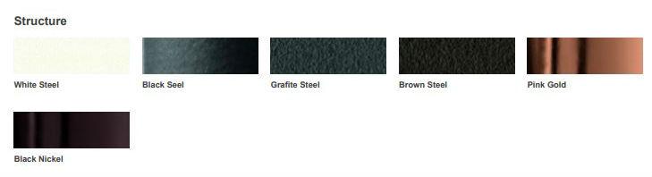 MDJR master stool steel options