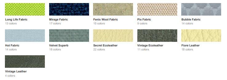 Ola fabric range from MIDJ